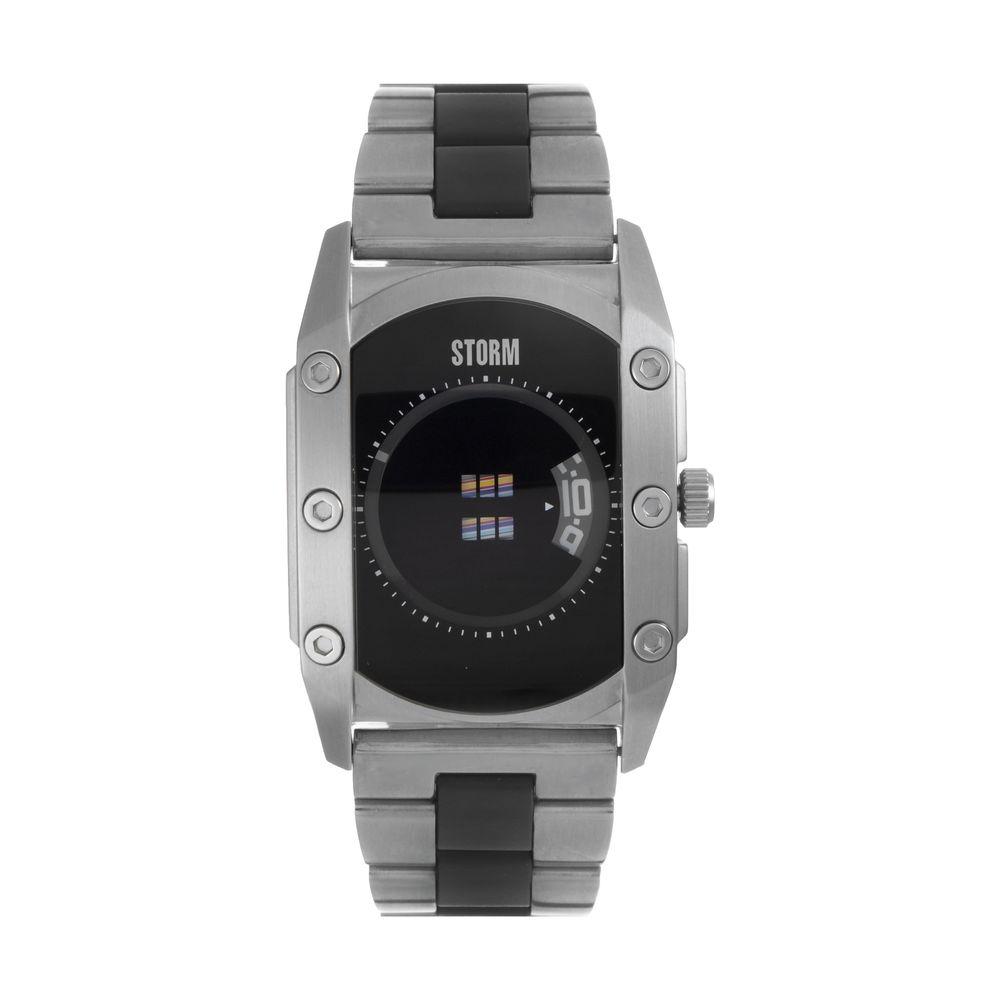 ساعت مچی عقربه ای مردانه استورم مدل ST 47138-BK
