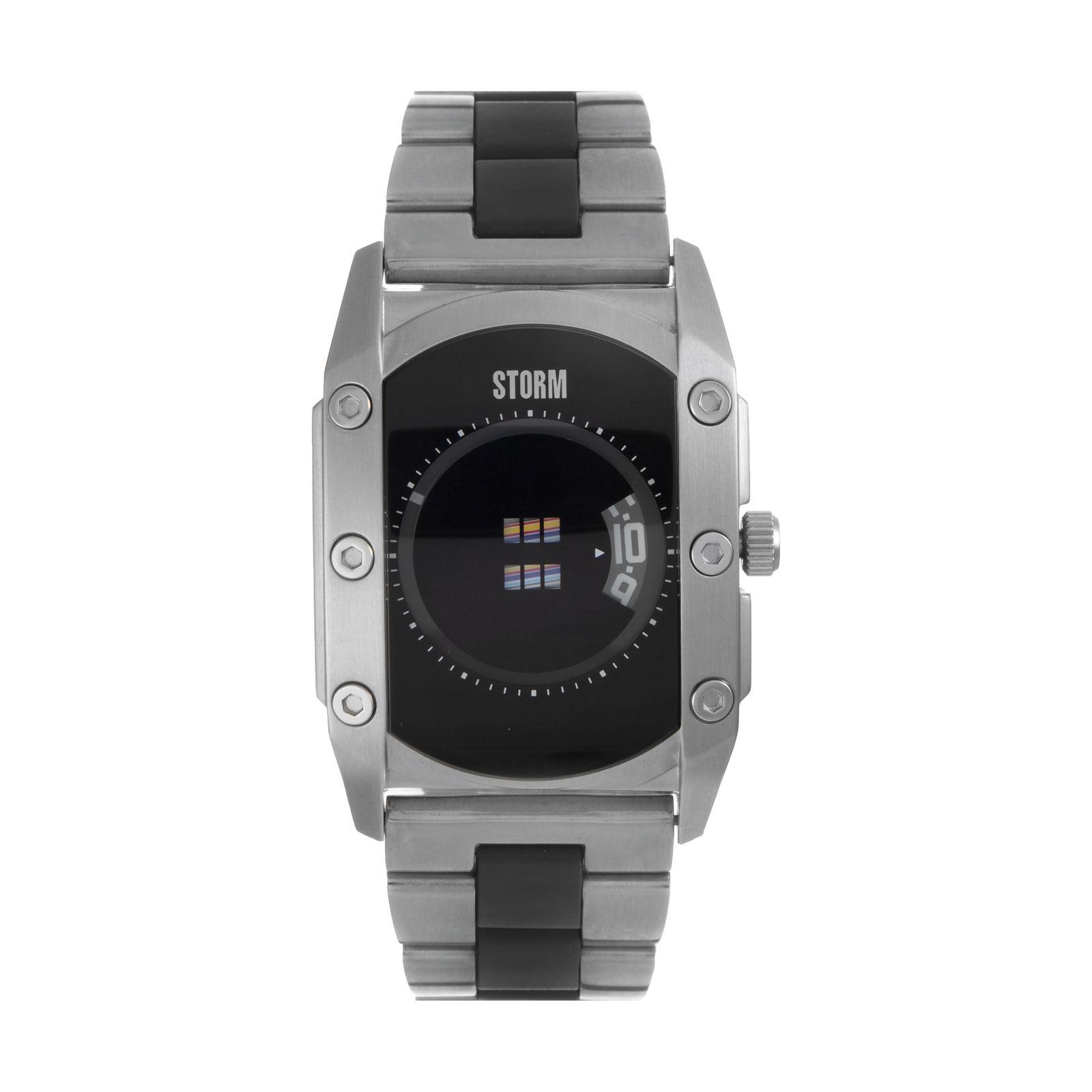 ساعت مچی عقربه ای مردانه استورم مدل ST 47138-BK -  - 2