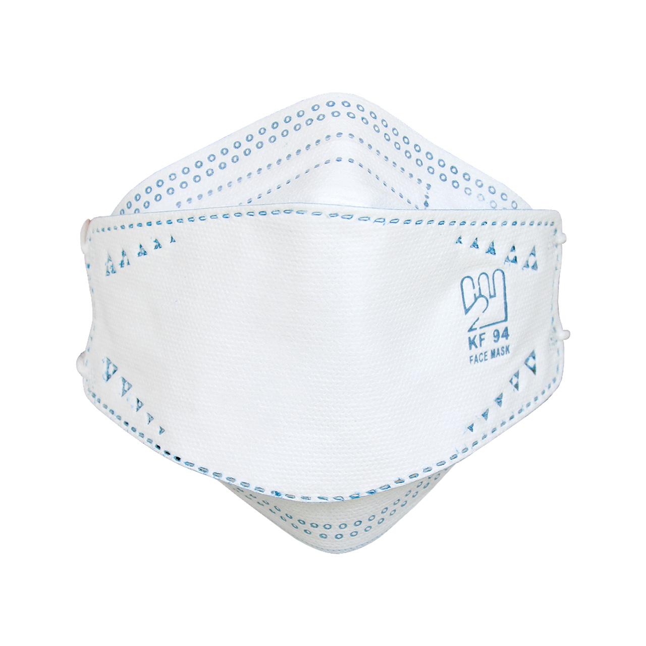 ماسک تنفسی مدل BSA-03-Blu