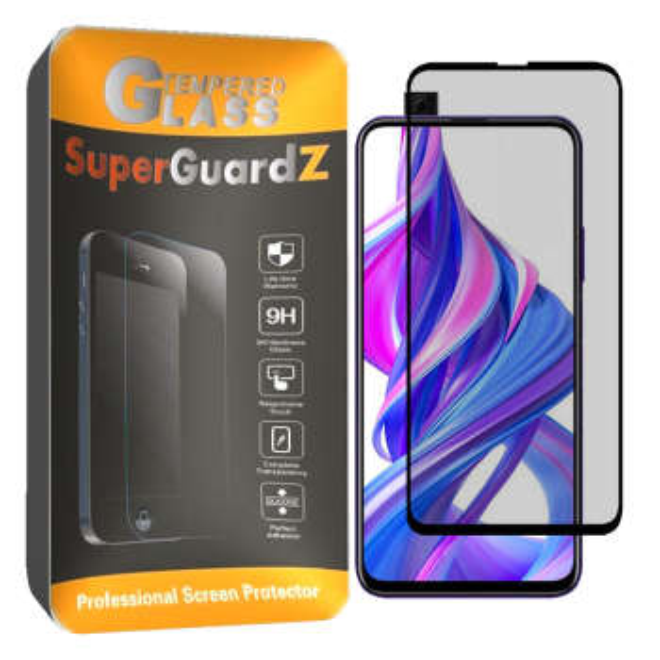 محافظ صفحه نمایش حریم شخصی مدل Ne-1 مناسب برای گوشی موبایل هوآوی Y9s/Y9 prime 2019/آنر 9X