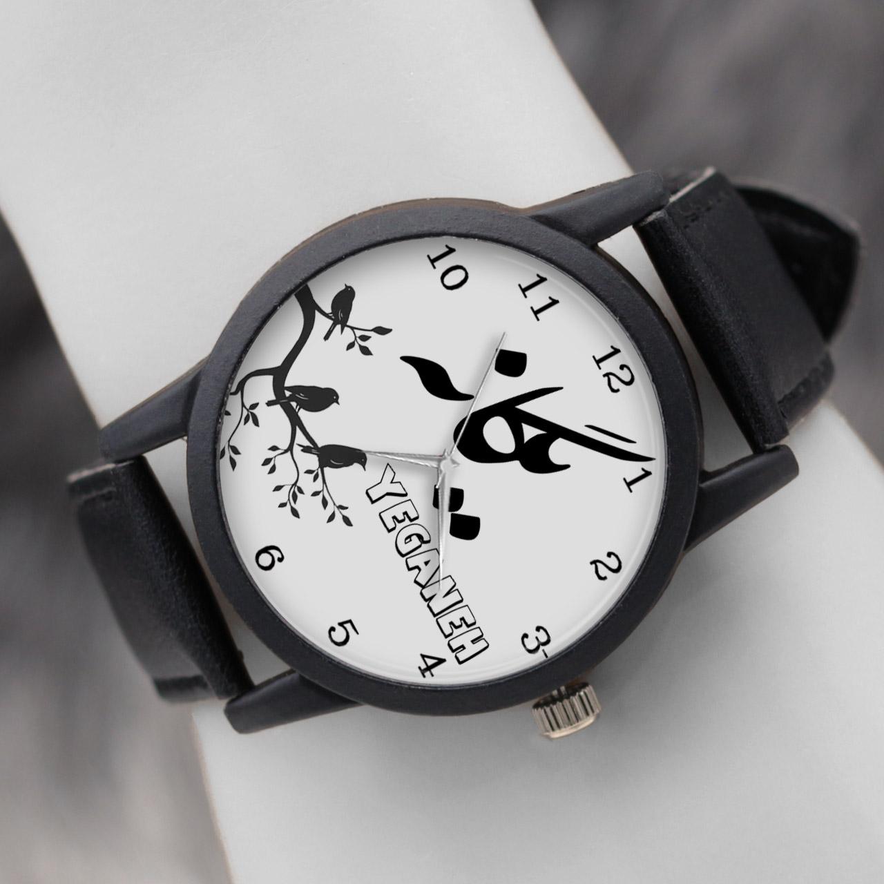 ساعت مچی عقربه ای زنانه طرح یگانه کد LF3082              ارزان