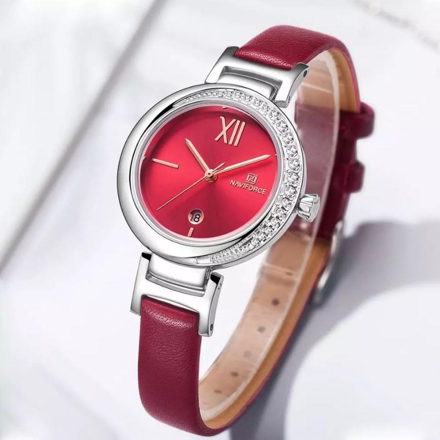 خرید و قیمت                      ساعت مچی  زنانه نیوی فورس مدل NF5007L - GHR-NO