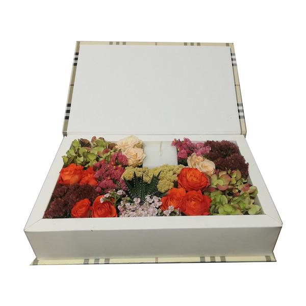 جعبه گل مدل B.O.015
