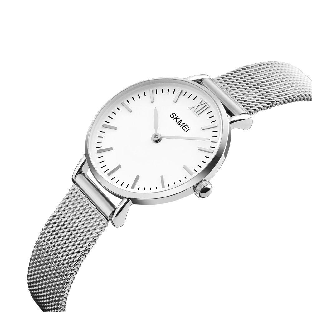 ساعت مچی عقربه ای زنانه اسکمی مدل 1185S-NP -  - 3