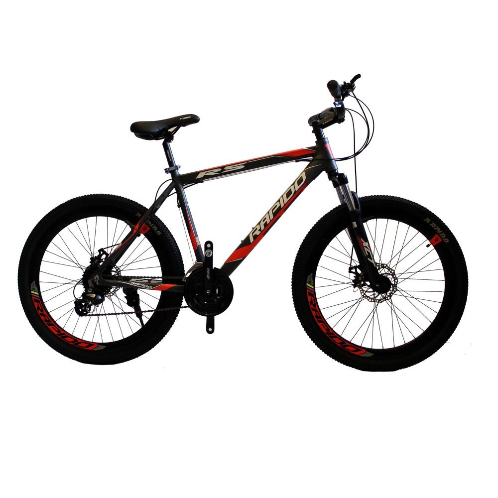 دوچرخه کوهستان راپیدو مدل R5 سایز 26