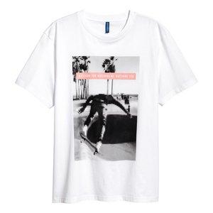 تی شرت آستین کوتاه مردانه دیوایدد مدل M1-0441408035