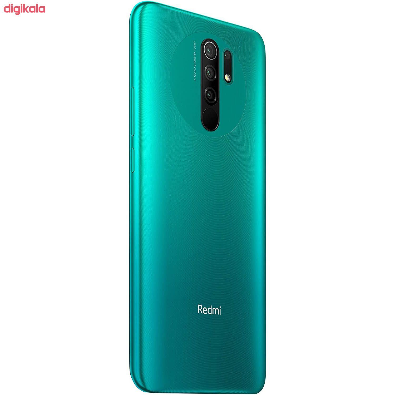 گوشی موبایل شیائومی مدل Redmi 9 M2004J19G دو سیم کارت ظرفیت 64 گیگابایت main 1 9
