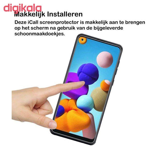 محافظ صفحه نمایش فوکس مدل PR001 مناسب برای گوشی موبایل سامسونگ Galaxy A21s main 1 11