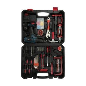 مجموعه 120 عددی ابزار ایزی پاور مدل EP650D