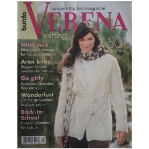 مجله burda VERENA ژانويه 2009