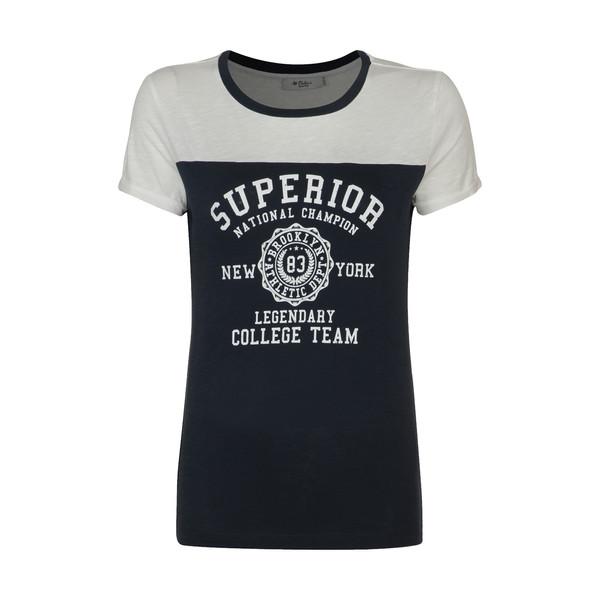 تی شرت زنانه کالینز مدل CL1031608-NAV