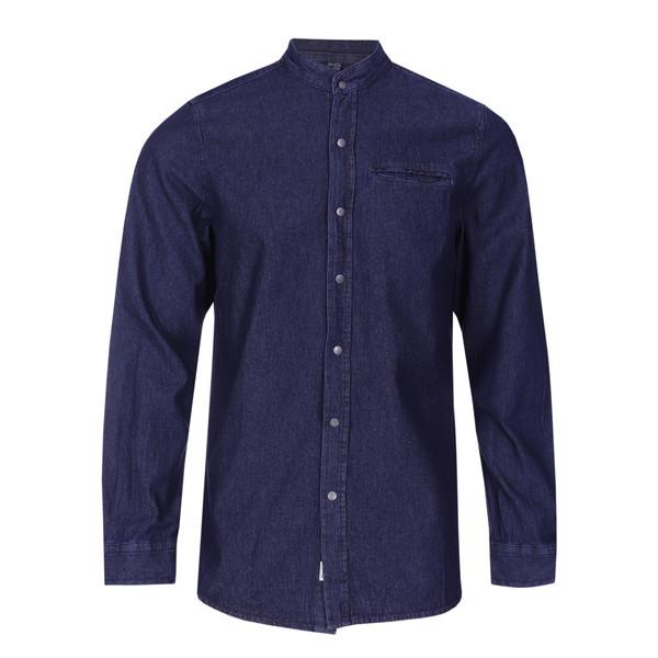 پیراهن آستین بلند مردانه لیورجی مدل 668