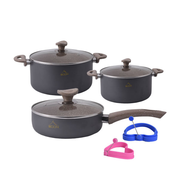 سرویس پخت و پز 8 پارچه وون مدل bismark
