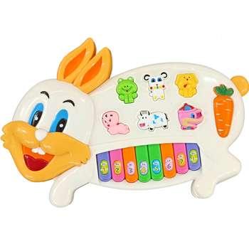 بازی آموزشی ارگ مدل rabbit piano