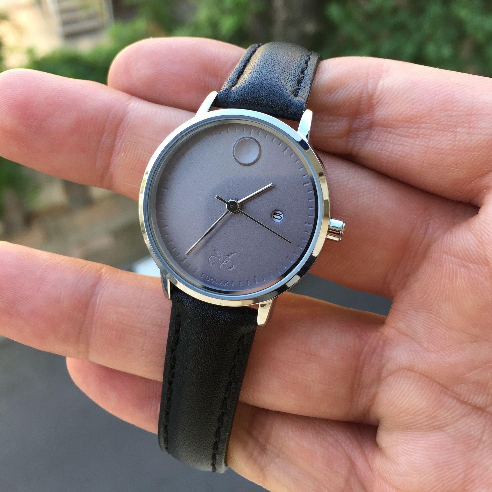 ساعت مچی عقربه ای زنانه اوبلاک مدل 72696 -  - 3