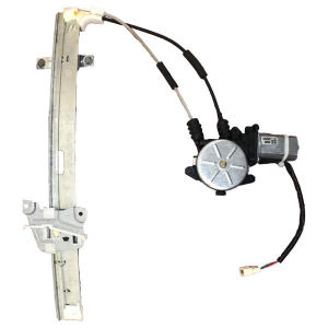 مجموعه شیشه بالابر راست مدل Windifter02 مناسب برای پراید