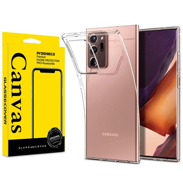 کاور کانواس مدل COCONUT مناسب برای گوشی موبایل سامسونگ Galaxy Note 20 Ultra