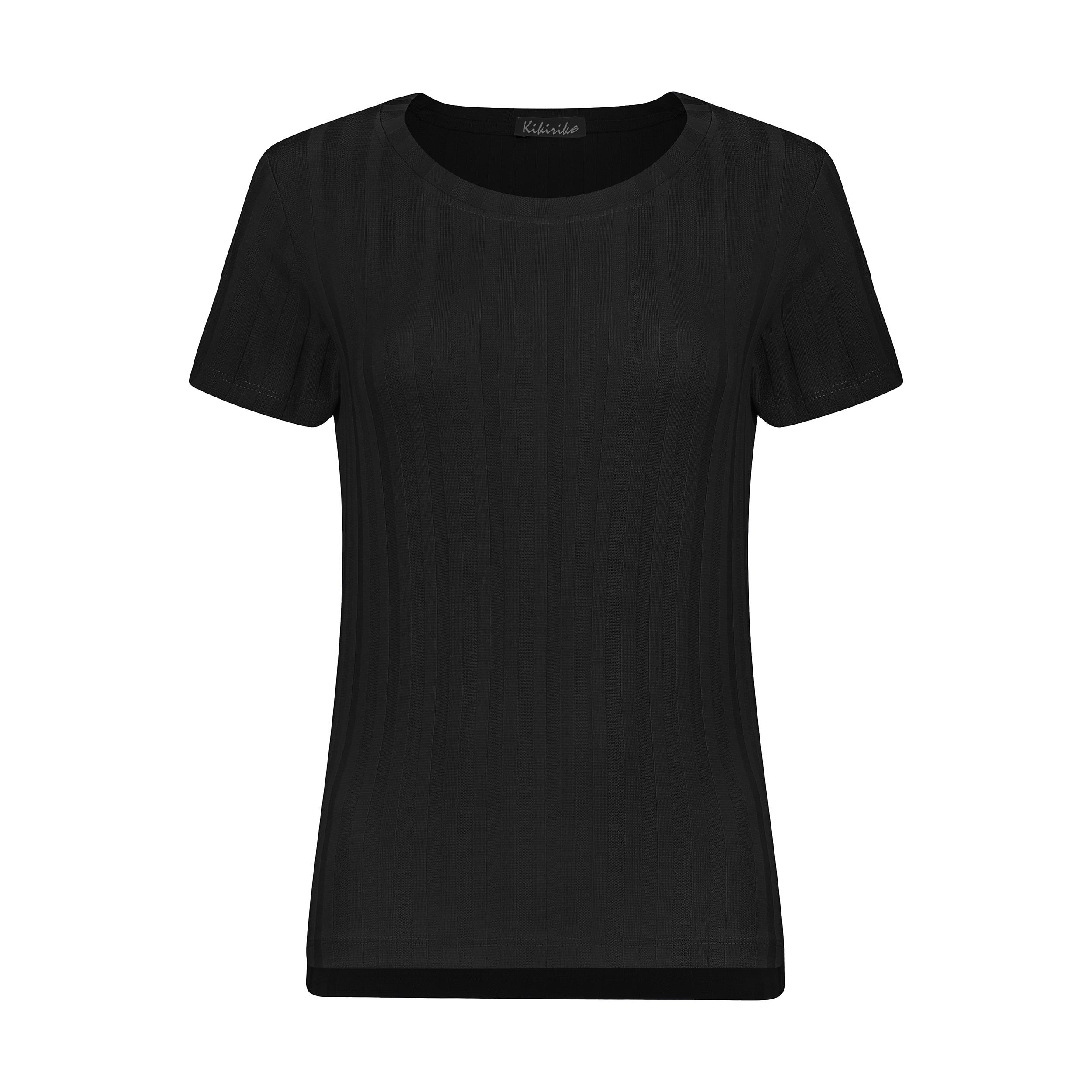 تی شرت زنانه کیکی رایکی مدل BB2507-001