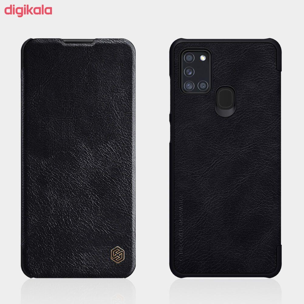 کیف کلاسوری نیلکین مدل QIN مناسب برای گوشی موبایل سامسونگ Galaxy A21s main 1 22