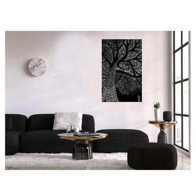 دیوارکوب طرح درخت کد 037