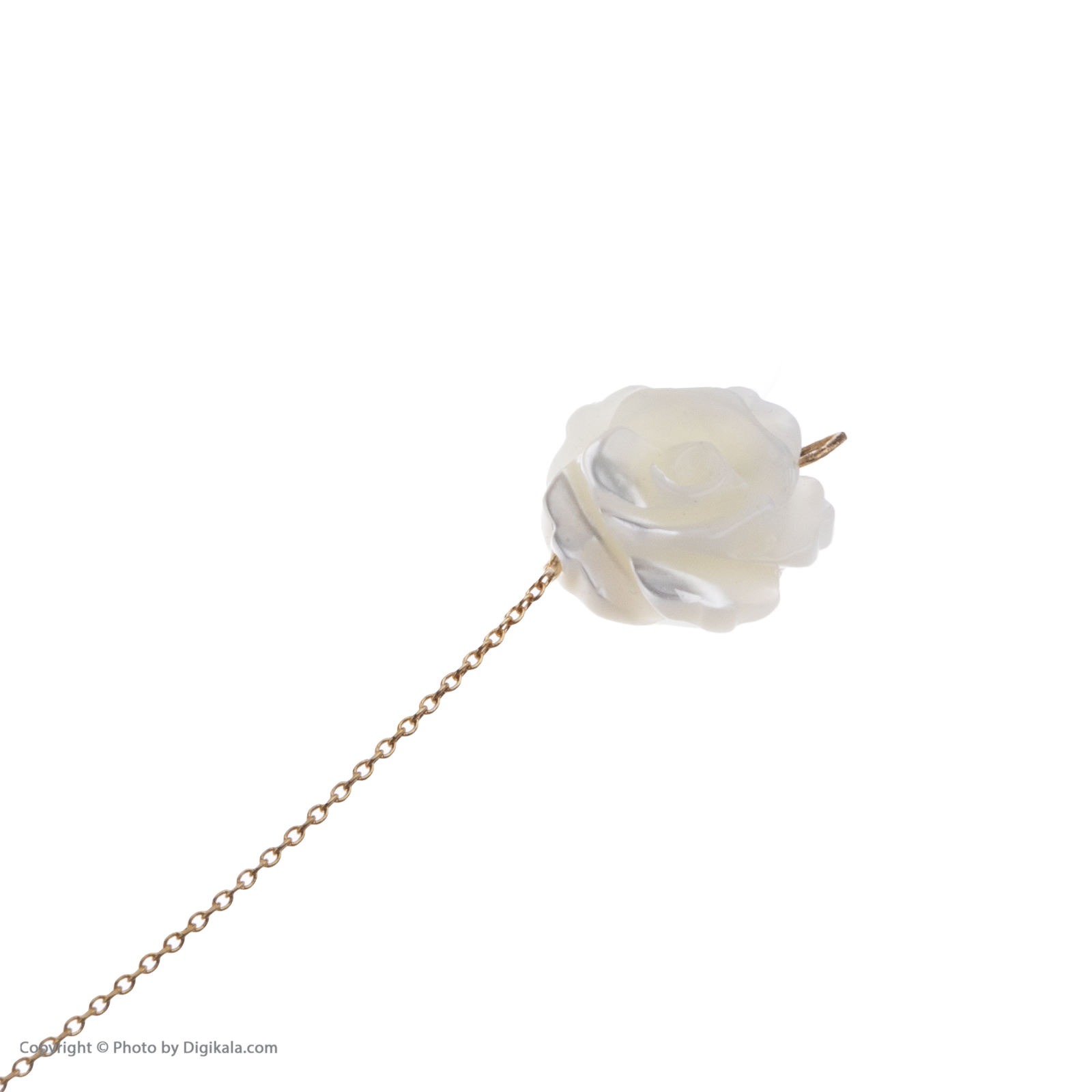 گوشواره طلا 18 عیار زنانه مایا ماهک مدل ME0846 -  - 6