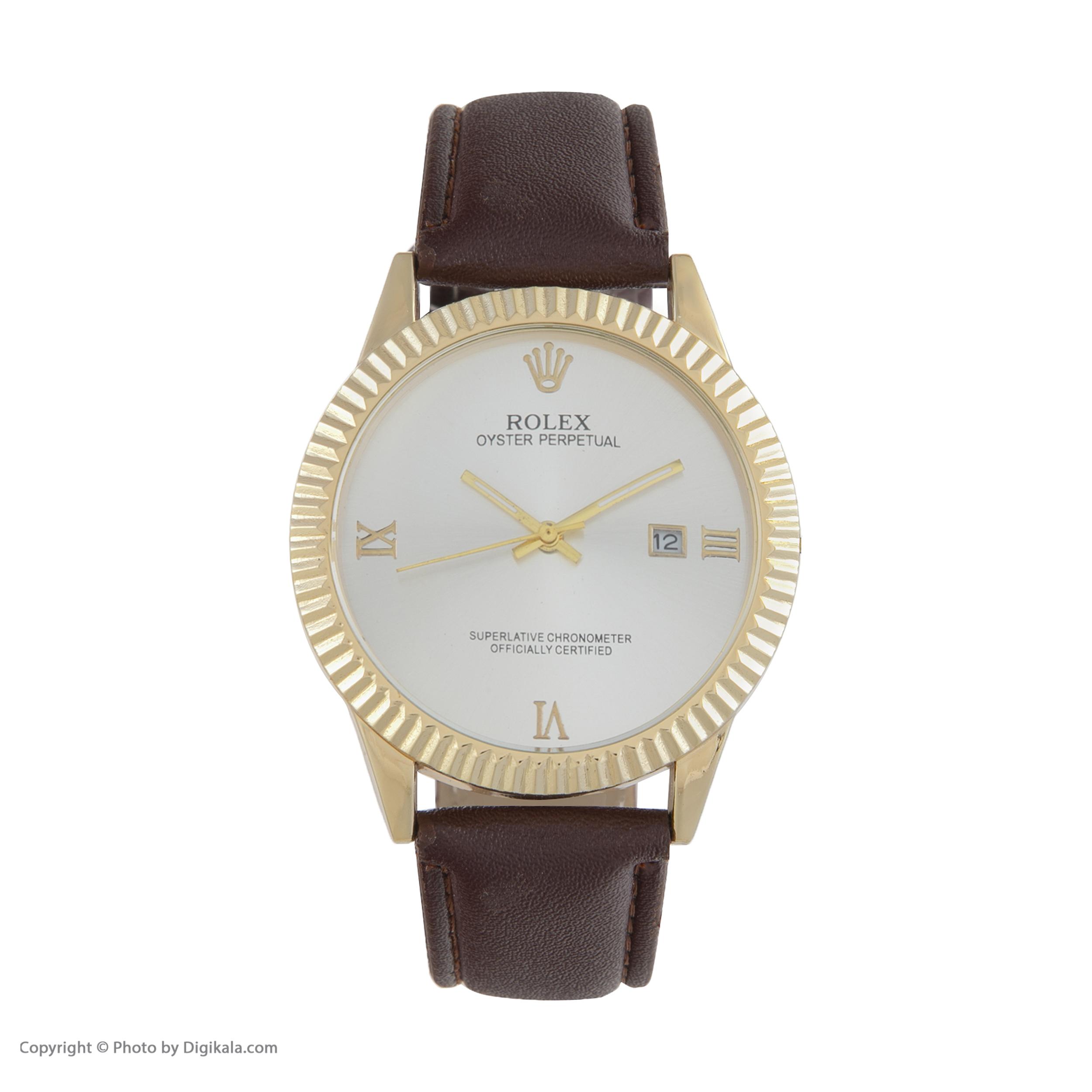 ساعت مچی عقربه ای مدل R-6689a              خرید (⭐️⭐️⭐️)