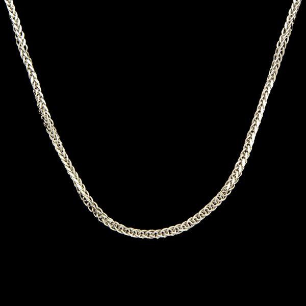 زنجیر طلا 18 عیار زنانه طلای مستجابی مدل میرو کد 67077