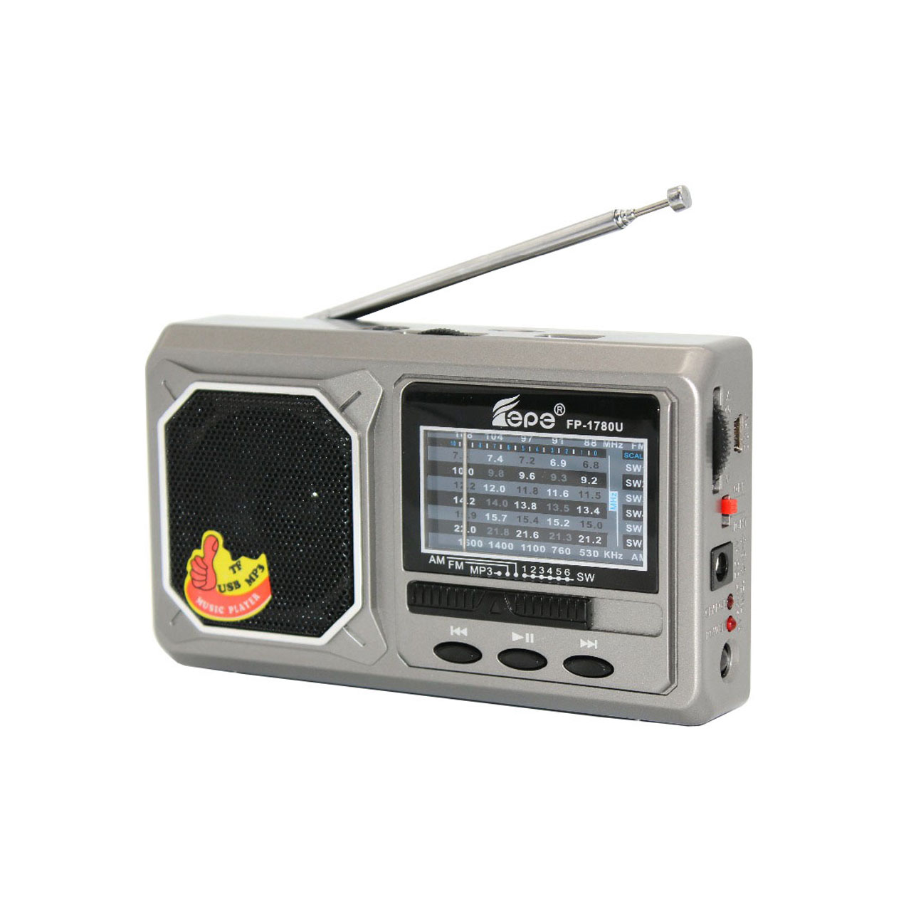 رادیو ای پی مدل TBFP1780