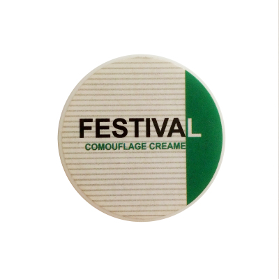 کرم پودر فشرده فستیوال مدل cm21 شماره 010f