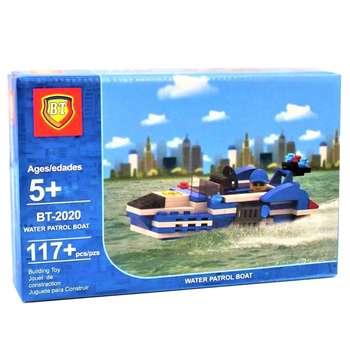 ساختنی پلیس مدل قایق گشت