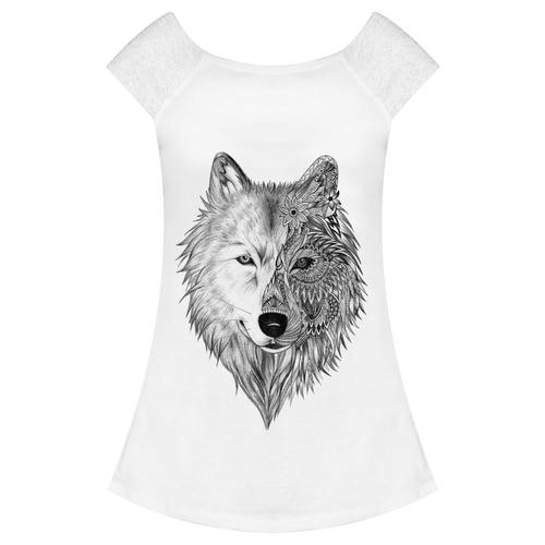تی شرت زنانه کد ST0005-59