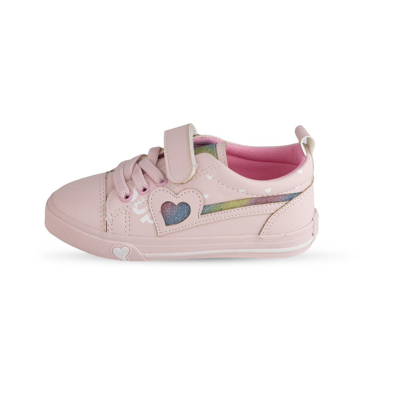 کفش پیاده روی دخترانه مدل 2086