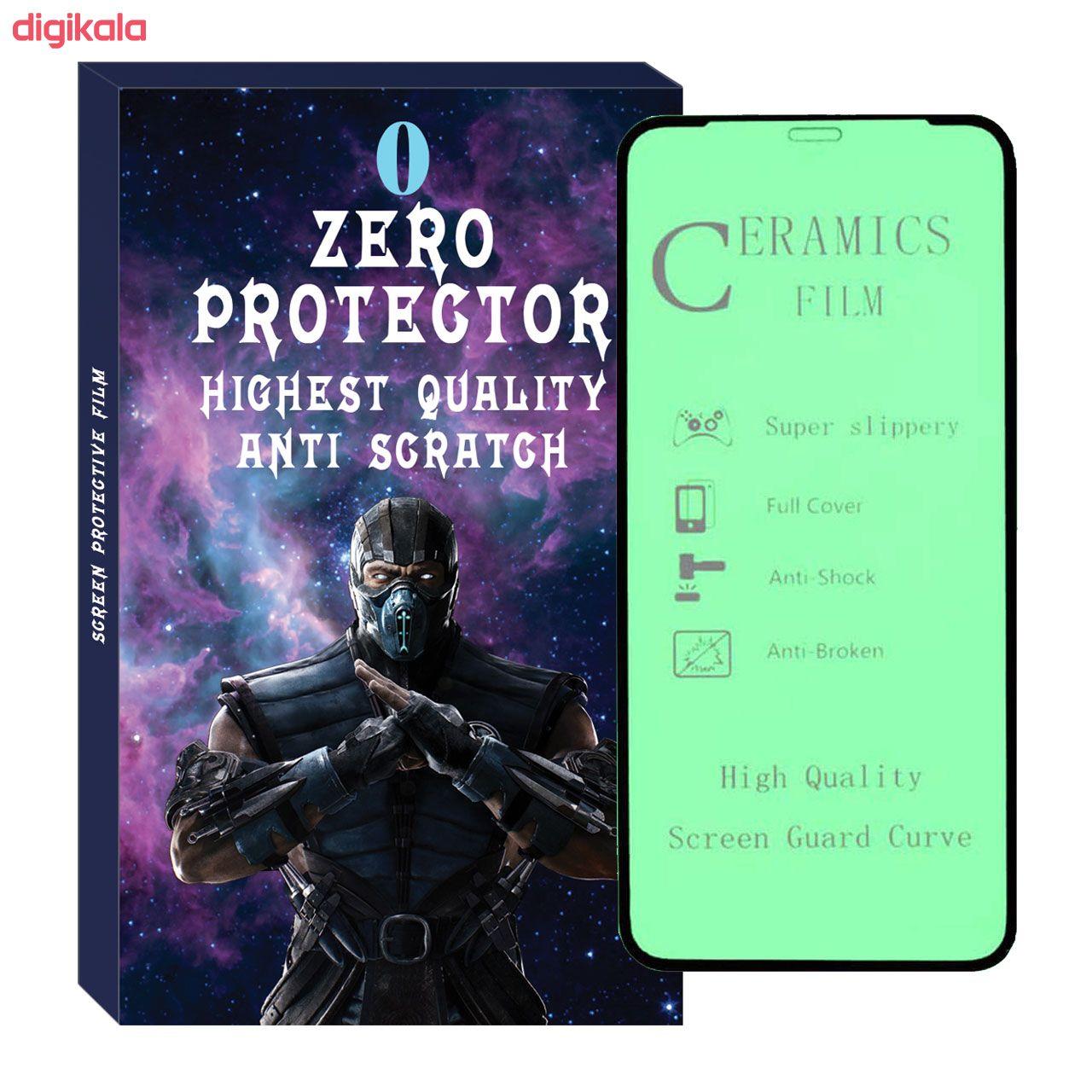 محافظ صفحه نمایش زیرو مدل Zcrm-01 مناسب برای گوشی موبایل اپل Iphone X/XS main 1 1