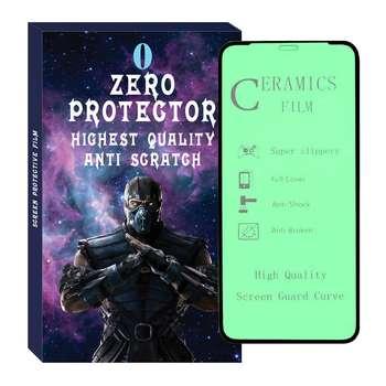 محافظ صفحه نمایش زیرو مدل Zcrm-01 مناسب برای گوشی موبایل اپل Iphone 11 Pro Max