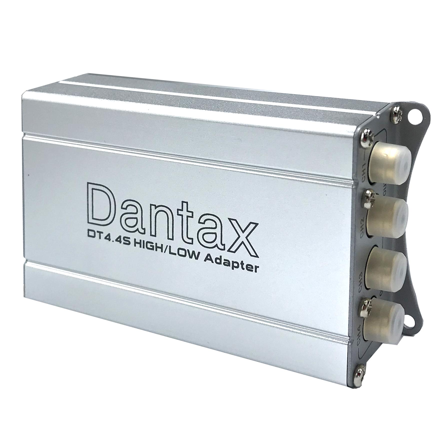 مبدل سیستم صوتی دنتکس مدل DT4.4S
