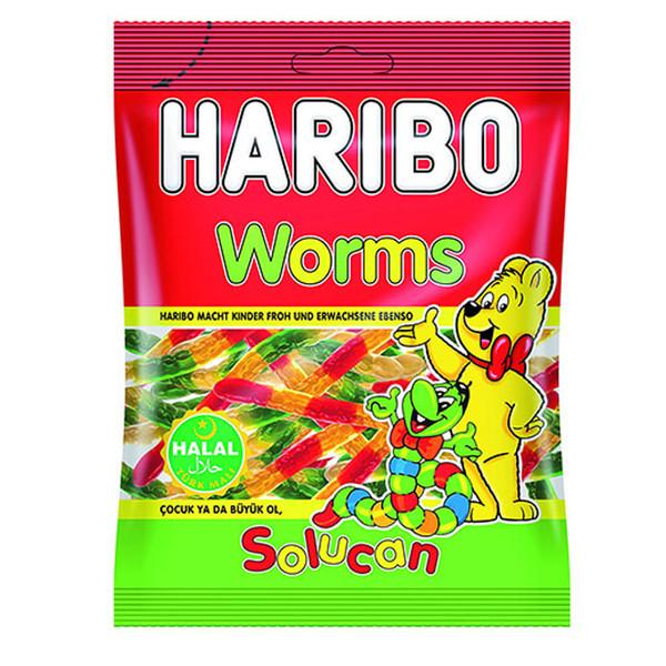 پاستیل worms هاریبو - 160 گرم