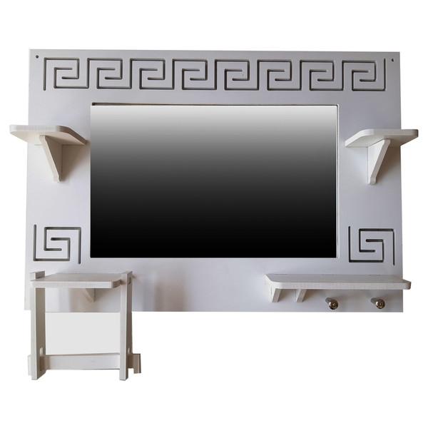 آینه سرویس بهداشتی خونه خاص مدل Versace