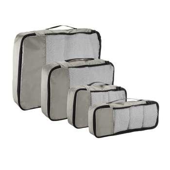 نظم دهنده ساک و چمدان تک سبد مدل 2164 مجموعه 4 عددی