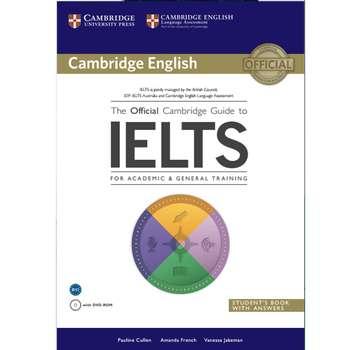 کتاب The Official Cambridge Guide to IELTS اثر Paulin Callen and Amanda French انتشارات هدف نوین