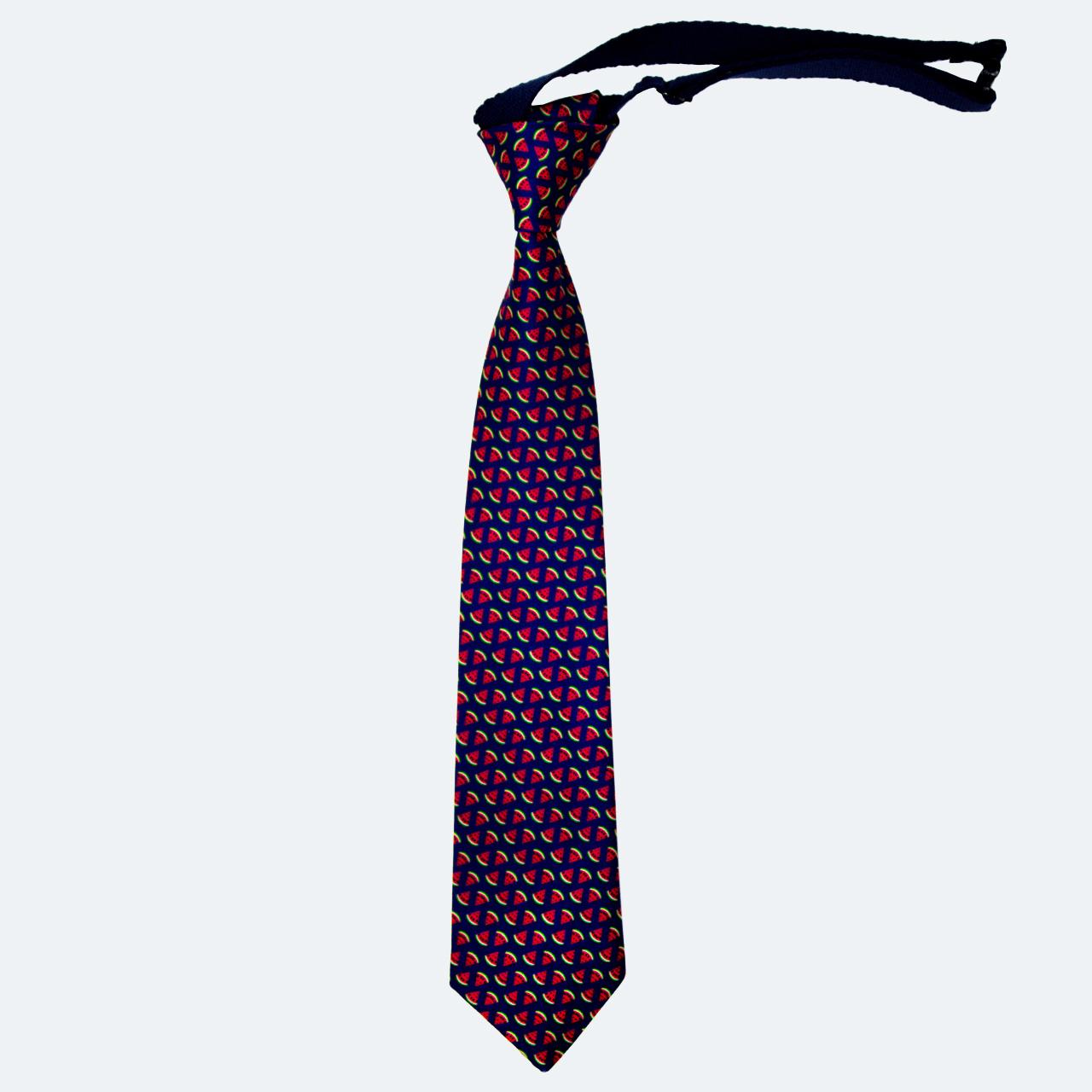 کراوات پسرانه مدل هندوانه کد ۱۰۳۳۰