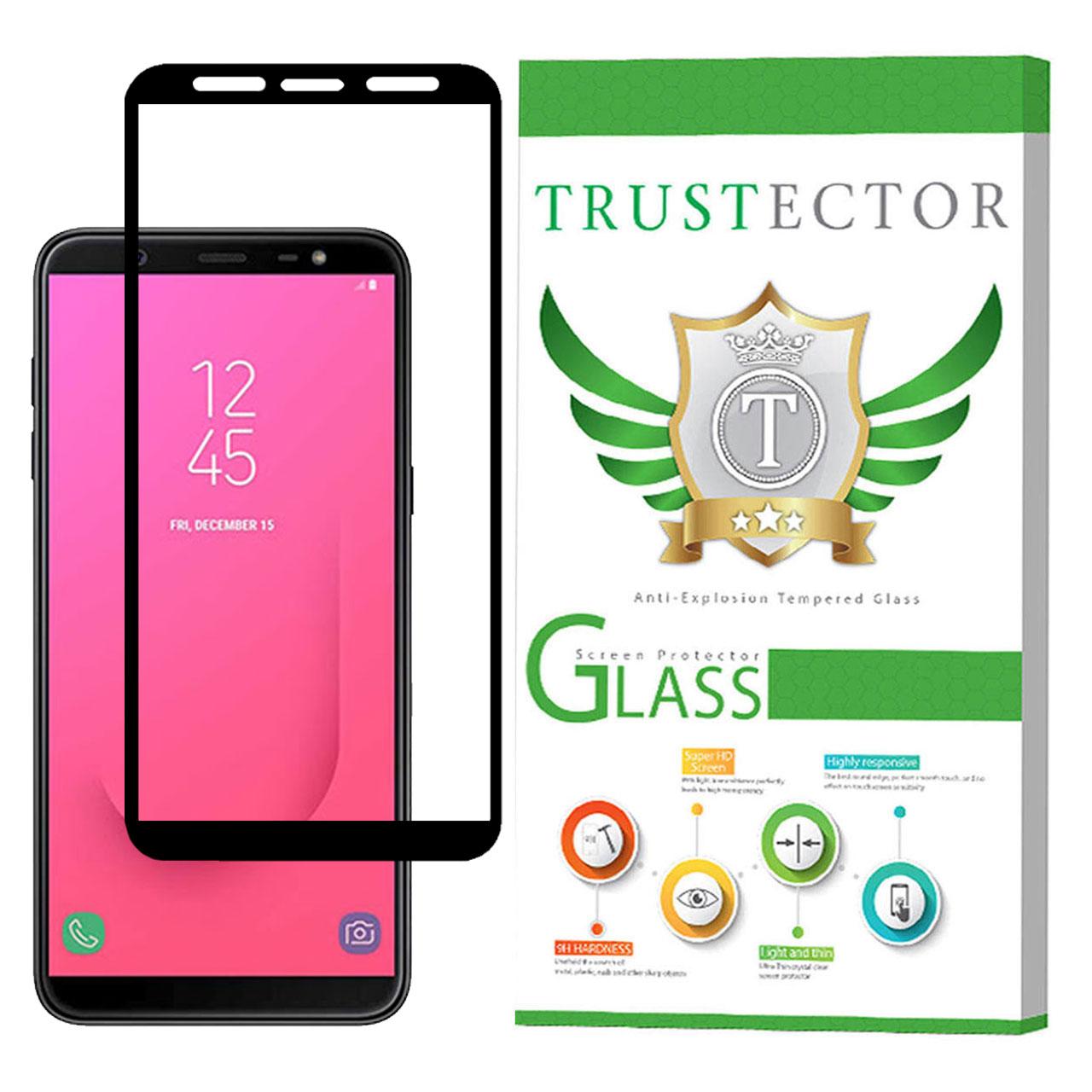 محافظ صفحه نمایش سرامیکی تراستکتور مدل CMC-T مناسب برای گوشی موبایل سامسونگ Galaxy J8