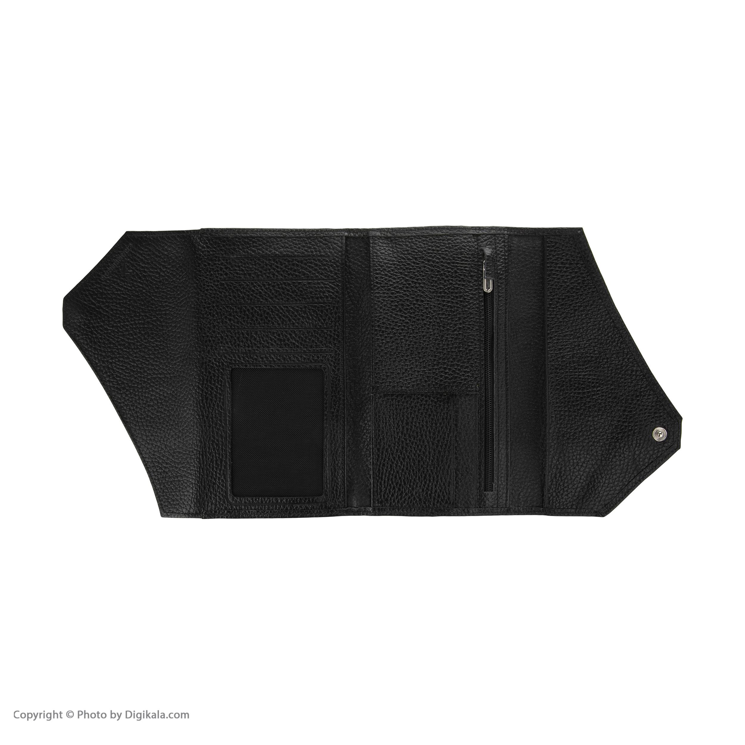 کیف پول چرمیران مدل 6059303 -  - 5