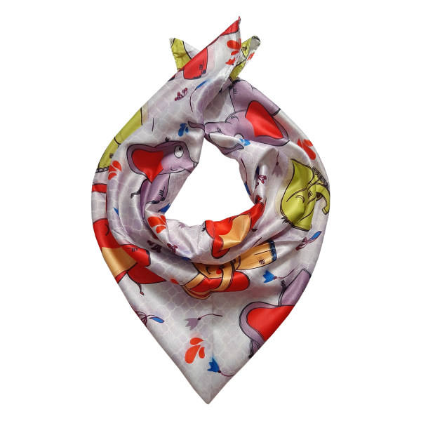 روسری دخترانه مدل a3
