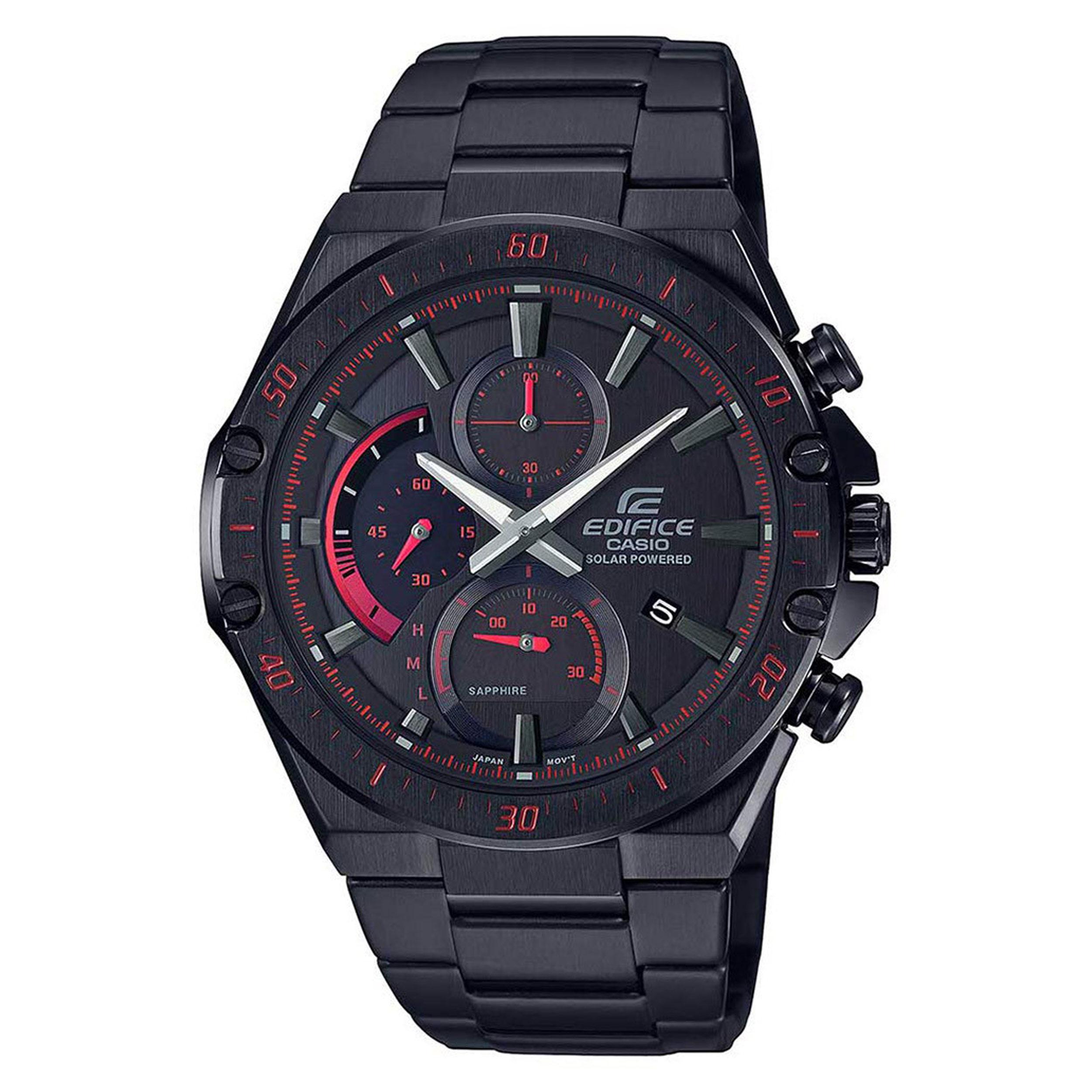 ساعت مچی عقربهای مردانه کاسیو مدل EFS-S560DC-1AVUDF