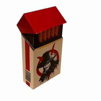 جعبه سیگار مدل F-1