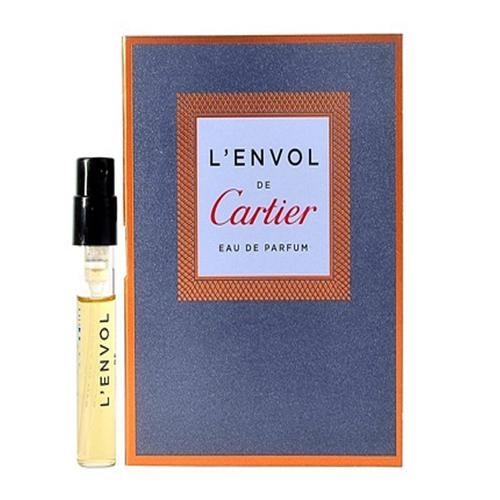 عطر جیبی مردانه کارتیه مدل L ENVOL حجم 1.5 میلی لیتر
