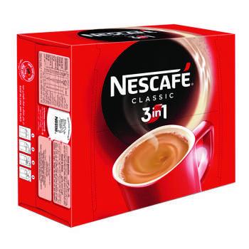 قهوه فوری مخلوط 1 × 3 نسکافه بسته 20 عددی