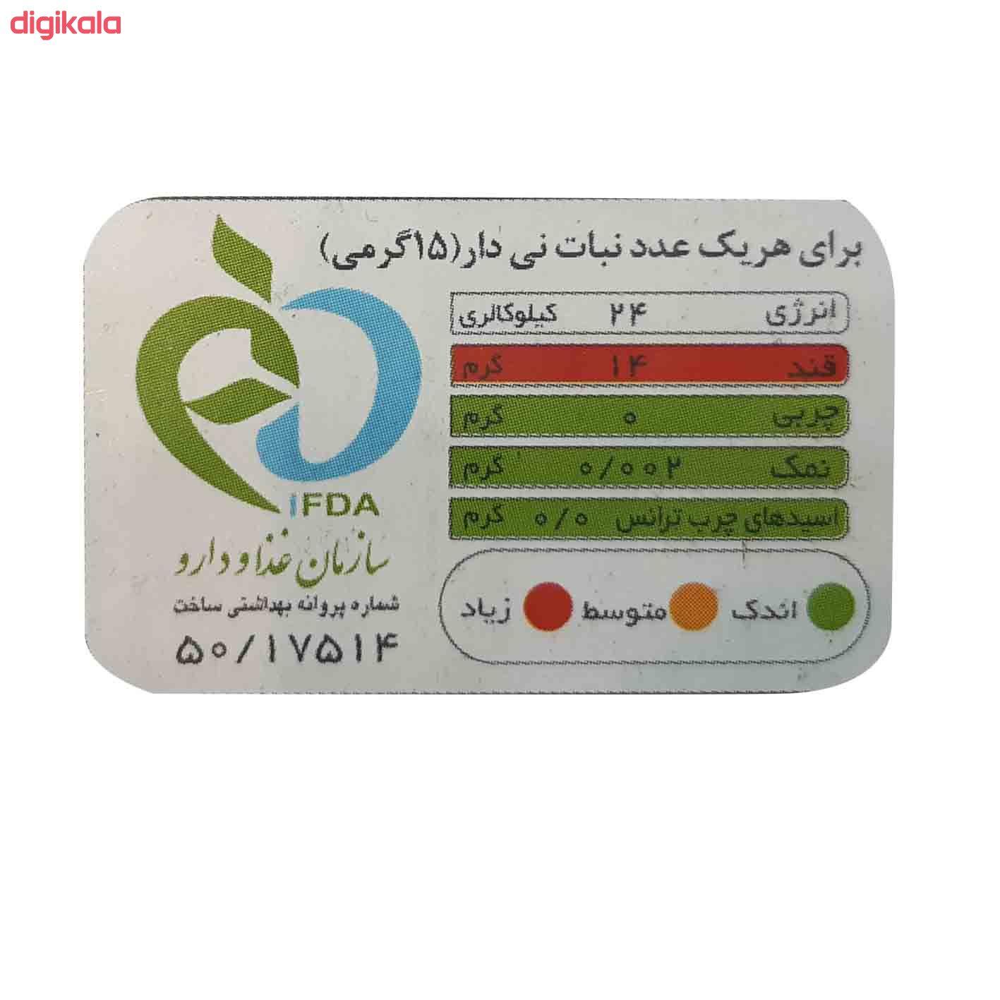 خرید اینترنتی با تخفیف ویژه نبات طعم دار فرجاد بسته 10 عددی