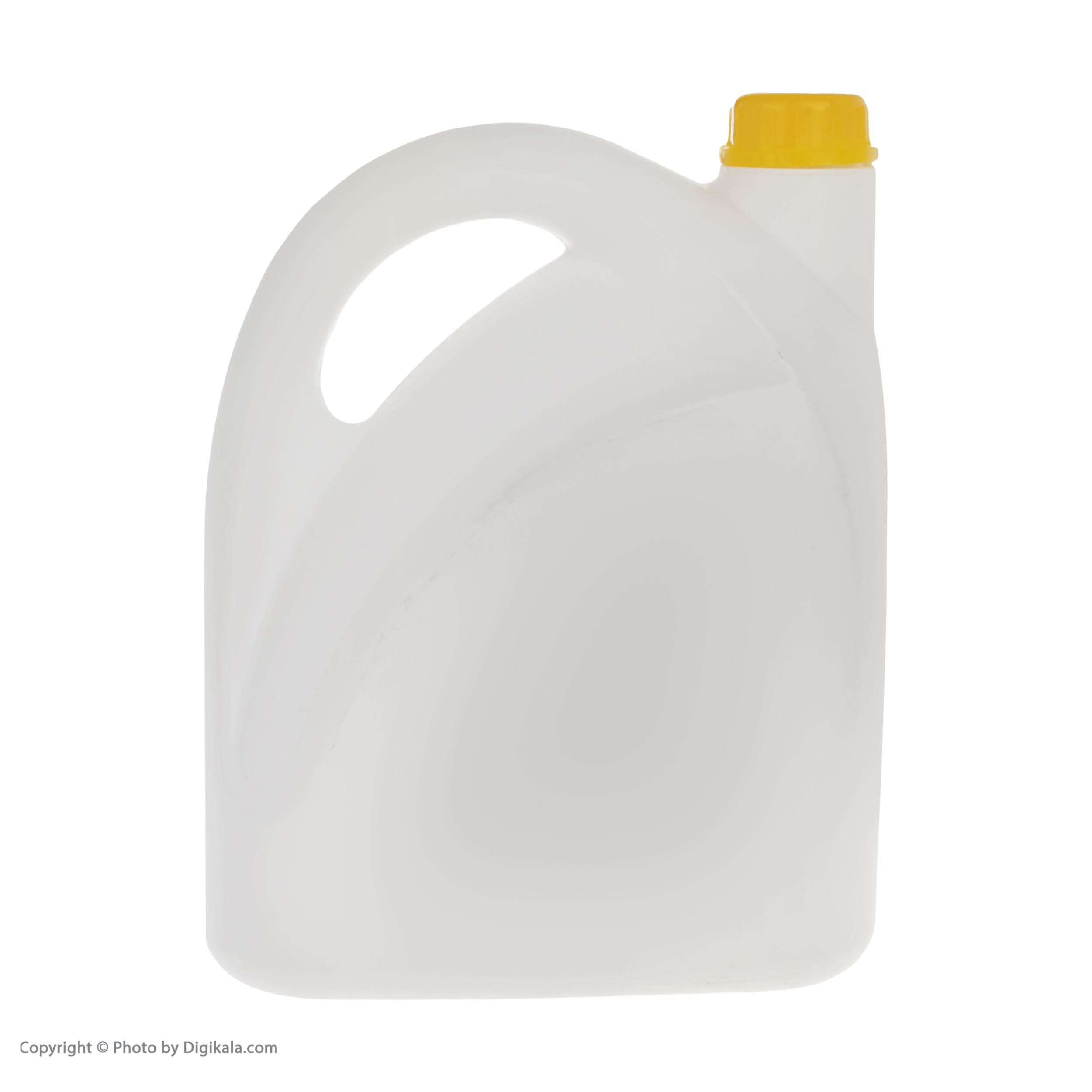 مایع ظرفشویی تاژ حاوی جوش شیرین با رایحه لیمو زرد مقدار 3.75 کیلوگرم main 1 2