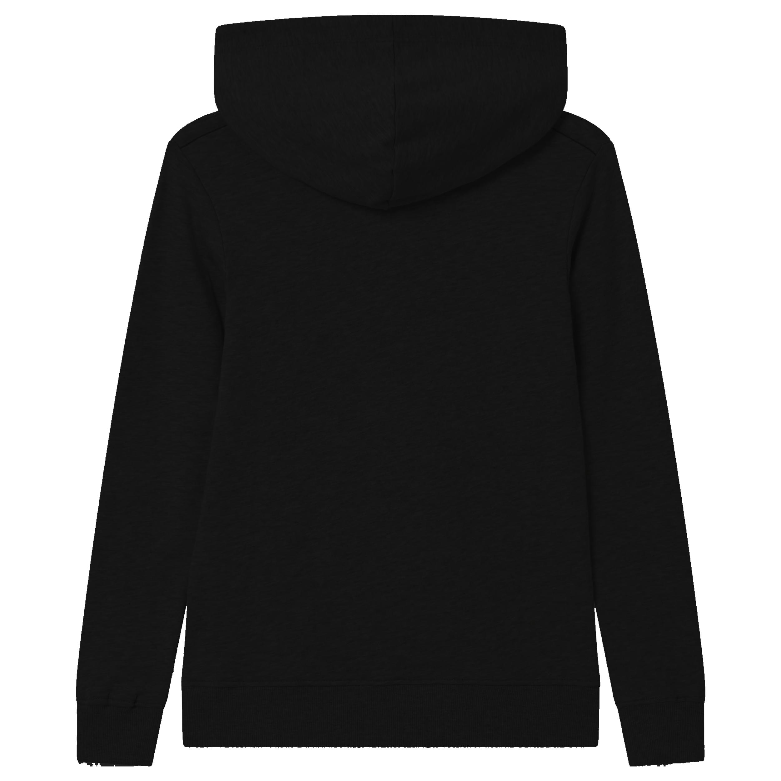 خرید                                     هودی دخترانه 27 مدل بایمکس کد V17 رنگ مشکی